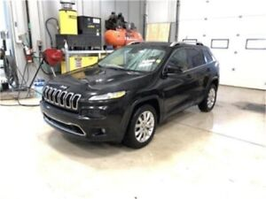 2014 Jeep Cherokee LIMI4WD 4dr Limited