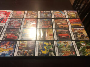 Selling a Lot of NIntendo DS Games  Total of 20 games .