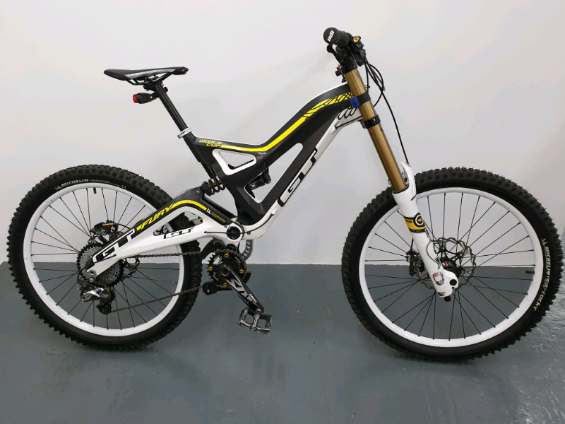 56ea54edcd9 GT Fury Carbon Fibre downhill mountain bike. | in Ballymena, County ...