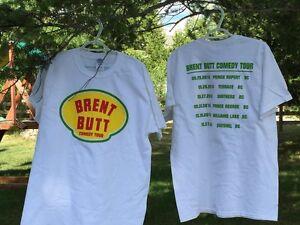 """BRENT BUTT T-SHIRT """"collector edition"""""""
