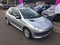 Peugeot 206 1.4HDi ( a/c ) 2002MY Look