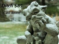 Stone and Resin Garden Statues