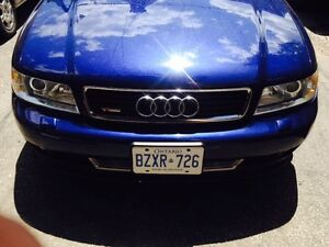 2001 Audi A4 1.8l turbo Quattro mint condition must see