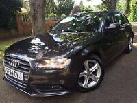 Audi a4 avant 2.0 tdi 2014 ultra sat nav DVD only 9700 Miles Done