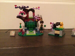Elves Lego Set Farren and the crystal hollows Kitchener / Waterloo Kitchener Area image 1