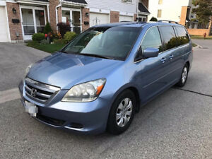 2007 Honda Odyssey With e tested Minivan, Van