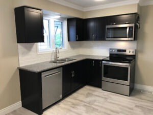 Newly renovated 3-bedroom main floor - WITH STORAGE!!!