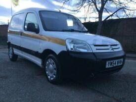 2005 Citroen Berlingo 1.9D 600Kg X PANEL VAN Diesel Manual