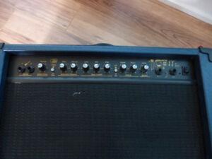 amplificateur de guitare DOD  fabriqué aux u.s.a.