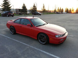 1998 Nissan 240SX Coupe (2 door)