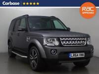 2014 LAND ROVER DISCOVERY 3.0 SDV6 HSE 5dr Auto SUV 7 Seats