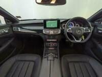 2017 MERCEDES-BENZ CLS350 AMG LINE PRE PLUS AUTO HIGH SPEC 255 BHP SUNROOF