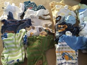 3 month baby boy clothes Cambridge Kitchener Area image 4