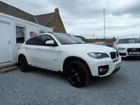 2011 (61) BMW X6 xDrive30d Step Auto ( 245 bhp )