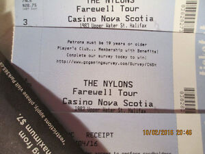 The Nylons Farewell Tour at Casino Hfx.