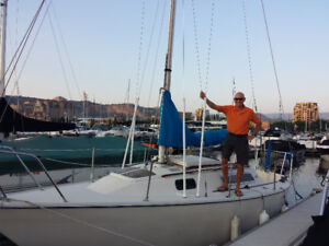 Sailboat 25 foot - For Sale