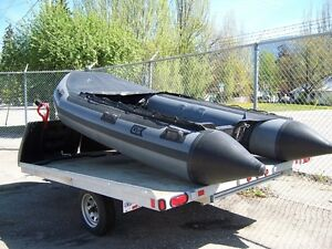 BARRUS GB 400D INFLATABLE BOAT