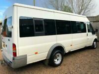 5211938a520a40 2004 Ford TRANSIT 350 LWB MINIBUS SPARES OR REPAIR