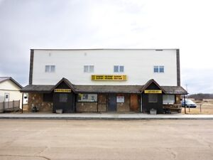 UNRESERVED AUCTION - HOTEL - HINES CREEK, AB