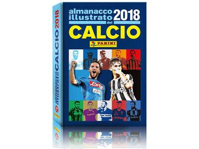 Panini ALMANACCO ILLUSTRATO DEL CALCIO 2018