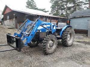 New Holland Workmaster 55