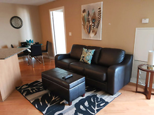 1 & 2 BEDROOM FURNISHED APARTMENTS NEAR SQUARE ONE MALL