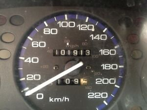 2000 Honda Civic low kilometres Kitchener / Waterloo Kitchener Area image 4
