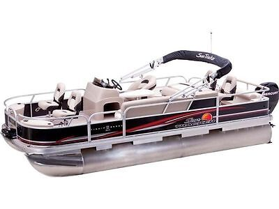 7oz BOAT COVER PLAY CRAFT SUNFISH 2000 FX4 2002-2012