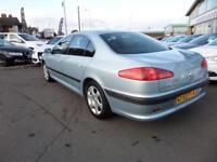 2003 Peugeot 607 2.0 HDi SE 4dr 4 door Saloon