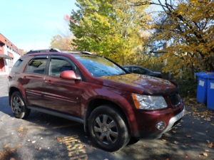 GREAT SHAPE! NEEDS NOTHING! 2009 TORRENT AWD.. NEW TIRES