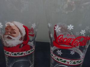 28 Assorted Vintage Coca Cola glasses Cornwall Ontario image 4