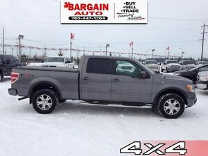 2009 Ford F-150 FX4,CREW CAB,LEATHER,4X4