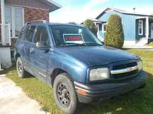 Chevrolet Tracker à vendre