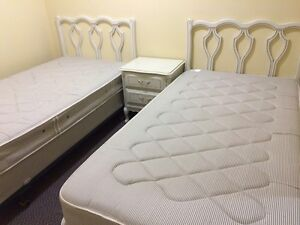 Double Twin beds (King)French Provincial quality set Kawartha Lakes Peterborough Area image 2