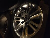 Insignia alloys vauxhall, fits bmw r18