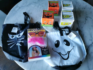 Brand New Hallowe'en Items Lot