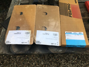 3.1/3.4ltr engine head gaskets and exhaust