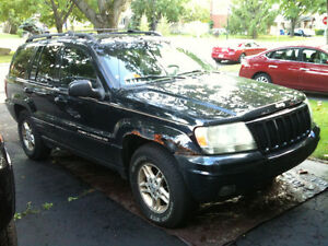 1999 Jeep Grand Cherokee Limited SUV 4x4 V8 Quadra-Drive + HITCH