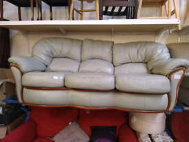 Three Seater Sofa - Cambridge Re-Use - Ref: 703.1