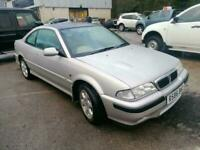 1997 Rover Coupe 1.6 2dr Auto SALOON Petrol Automatic