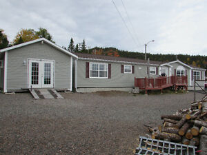 JUST LISTED…OCEAN VIEWS..12 IVANY'S COVE. TRINITY BAY