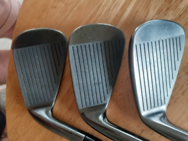 Adams A12 forged Pro irons 5 to pw
