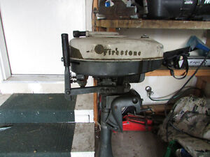 Great outboard motor  would use as kicker