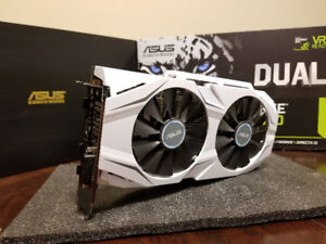 Asus GTX 1070 DUAL 8GB OC ~ 2 Years of OEM Warranty *REDUCED*