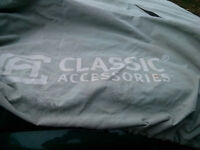 Classic Accessories Boat Cover - was on a 17 ft boat