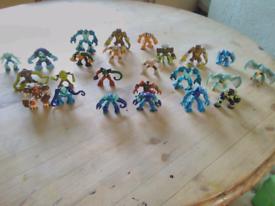 Gormiti toys figures