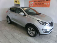 2013 Kia Sportage 1.7CRDi ( 2WD ) ***BUY FOR ONLY £62 PER WEEK***