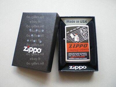 ZIPPO ★ THE FAN TEST - Fan-test