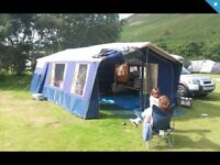 Conway Explorer Trailer Tent