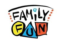Family Fun Day Supporting Missio Catholic Charity Saturday 8th July 2017